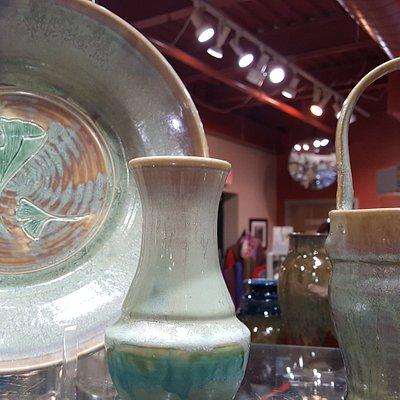 Porcelain Pottery by Paula Burke