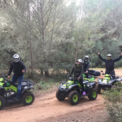 quad tour safari
