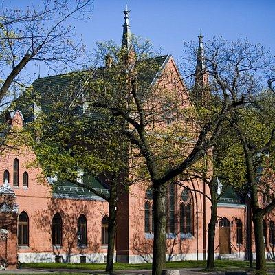 Dom Pamięci Żydów Górnośląskich, oddział Muzuem w Gliwicach