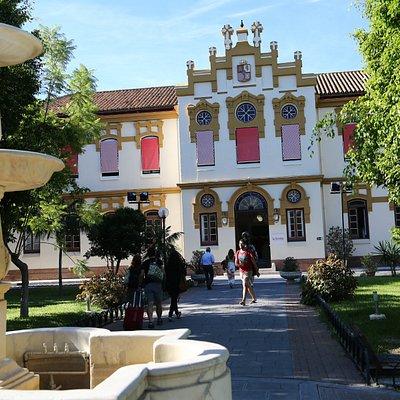 La Térmica, Centro de cultura contemporánea de la Diputación de Málaga