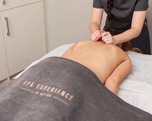 Massage and Signature treatments