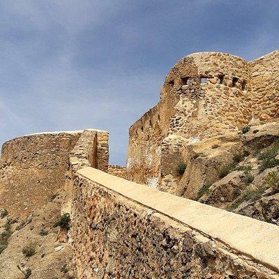 Castillo de Peñas de San Pedro (Albacete)