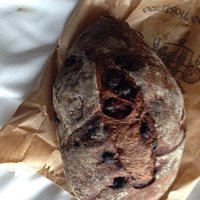 Breads. I recommend the raisin bread with orange & chocolate.