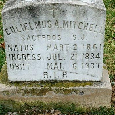 Historical Religious Graves