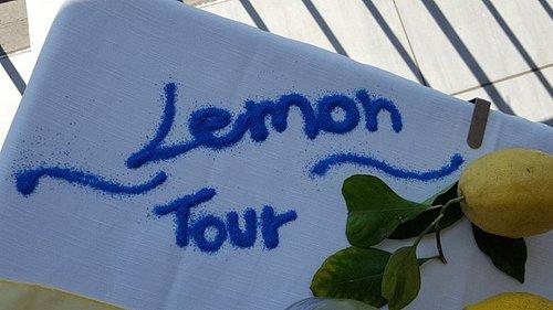 Tavolo lemon tour