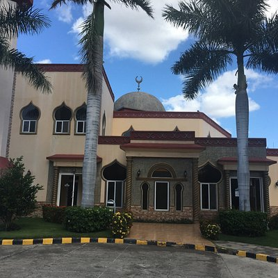 outside view of the Masjid