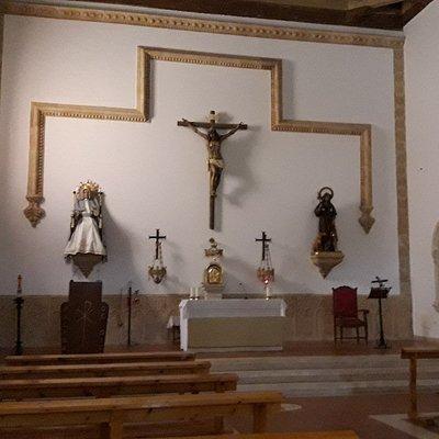 Iglesia de Ntra. Sra. de la Asunción (Enguídanos - Cuenca)