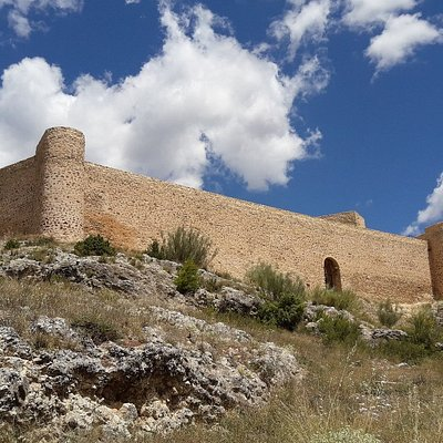 Castillo de Enguídanos (Cuenca)