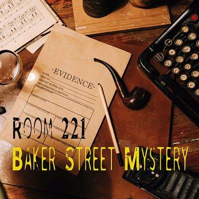 Baker Street Mystery Room