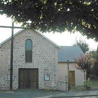 Petite chapelle, mais belle liturgie !