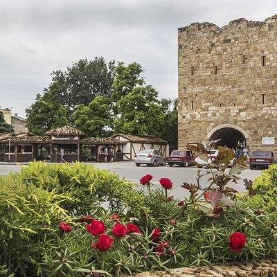Главные ворота города Евпатория