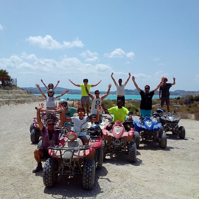 Quad biking is a fun activity for all ages with Costa Blanca Quad Tours and Outdoor Adventures