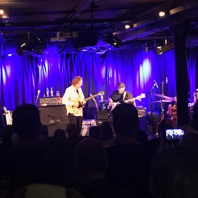 Lee Ritenour and Dave Grusin concert 2018