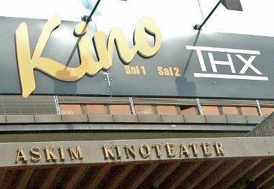 Flott kino-opplevelse :-)