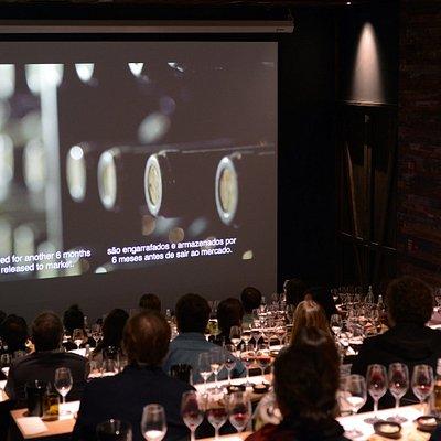 Tour virtual - degustación de 5 viñas premium