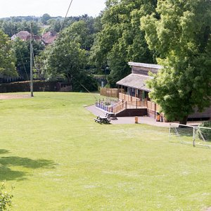 Main site grounds
