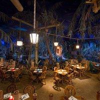 Captain Jack's - Restaurant pirates