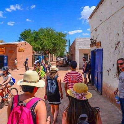 By Atacama's Streets