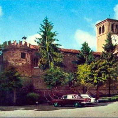 il castello negli anni 70-80