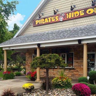Pirate's Hideout