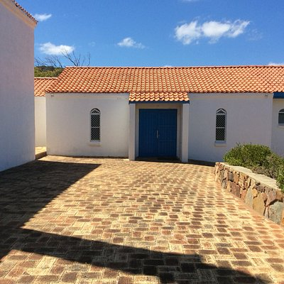 Building adjacent Chapel