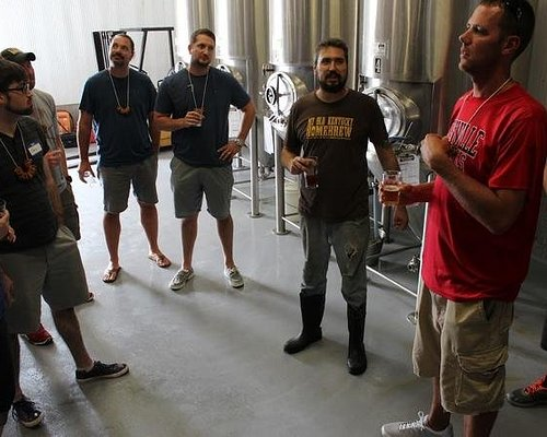 Sunday Funday Beer Tour