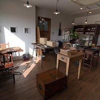 aromahouse leaf uwajima | shop area