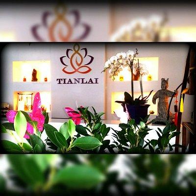 Tianlai terapi senter, Footmassasje