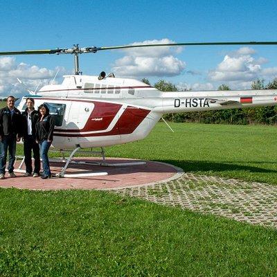 Team Helicopter Servie Thüringen GmbH