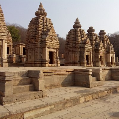 Bateshwar - Compound of 200 Shiva Temples