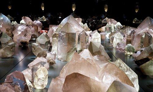 Riesenkristalle ©NMBE/Schäublin