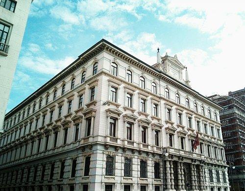 Palazzo Delle Assicurazioni Generali Trieste