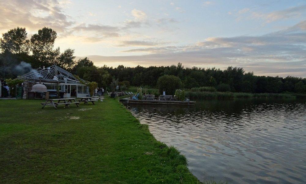 Oosterduinse Meer Noordwijkerhout(september 2017)