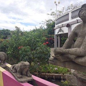 Park decor