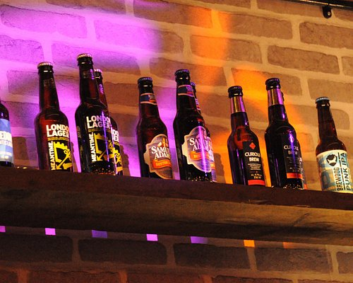 Great range of ales and beers