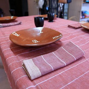 traditional table wares