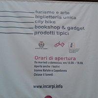 In Carpi