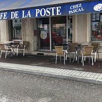 Cafe de la Poste Chez Pascal