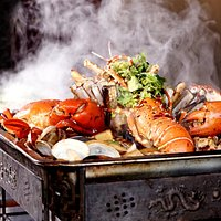Seafood Lobster Pot