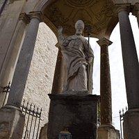 Statua di Sant'Ubaldo...