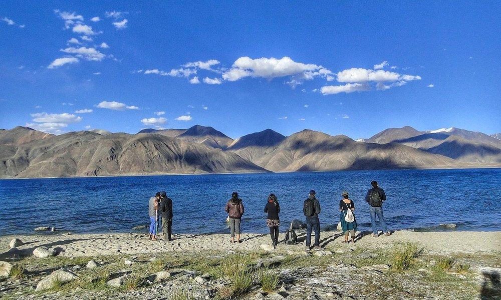 Pangong Lake - Ladakh