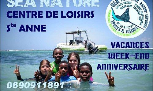 Centre de Loisirs Sainte-Anne GUADELOUPE