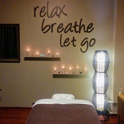 relax, breathe and let go at Breathing Space Bodywork