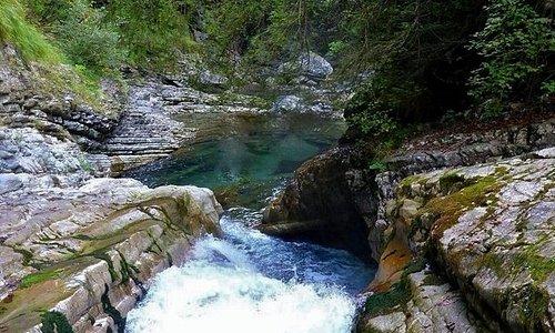 Le meraviglie della Val Grisol