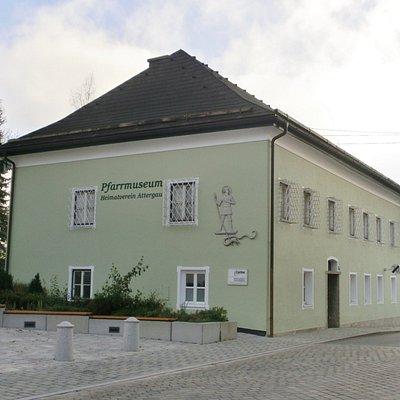 Pfarrmuseum St. Georgen im Attergau