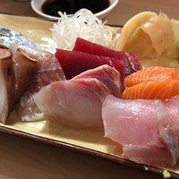 Sashimi-Menü