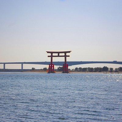 弁天島海岸