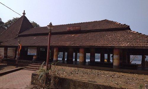 Bhagwati Temple Front