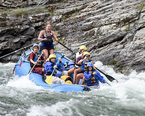Middle Fork River Tours