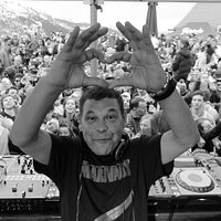 Craig Charles at our Ronnie Loves Music Festival in 2017